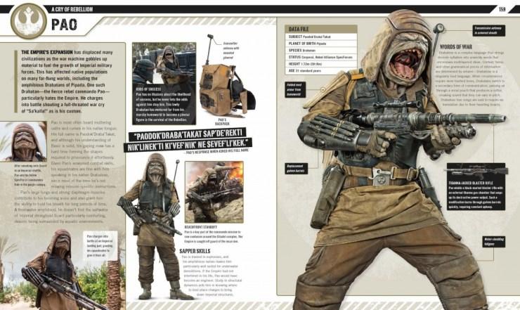Rogue One Visual Guide - Pao Pagina's