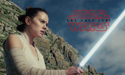 The Last Jedi Trailer