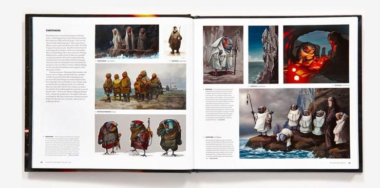 The Last Jedi - Lanai pagina's