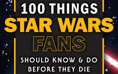 100 things Star Wars Cover