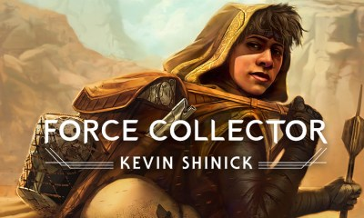 Force Collector Cover