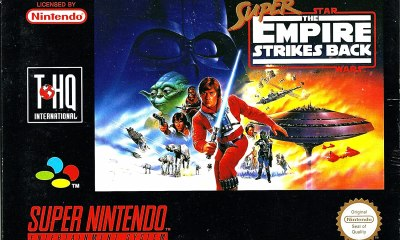 Super Star Wars The Empire Strikes Back