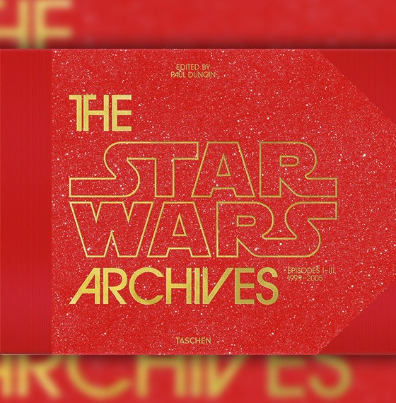 The Star Wars Archives: Episodes I-III 1999-2005 Cover