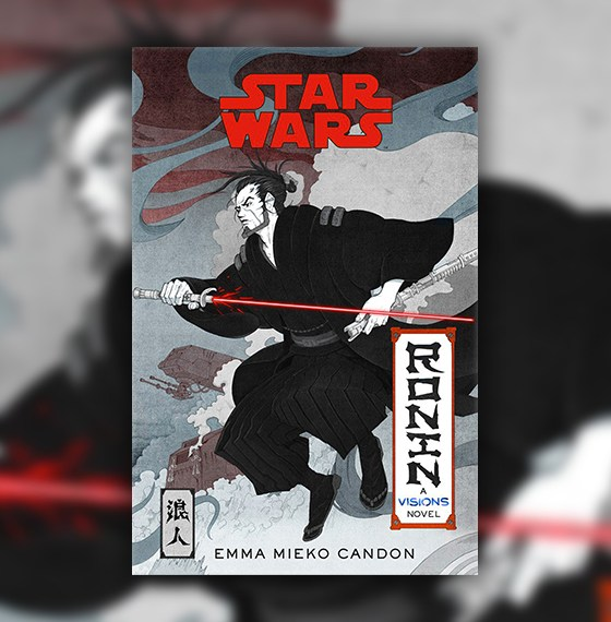 Star Wars Visions: Ronin Cover
