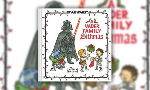 A Vader Family Sithmas Cover