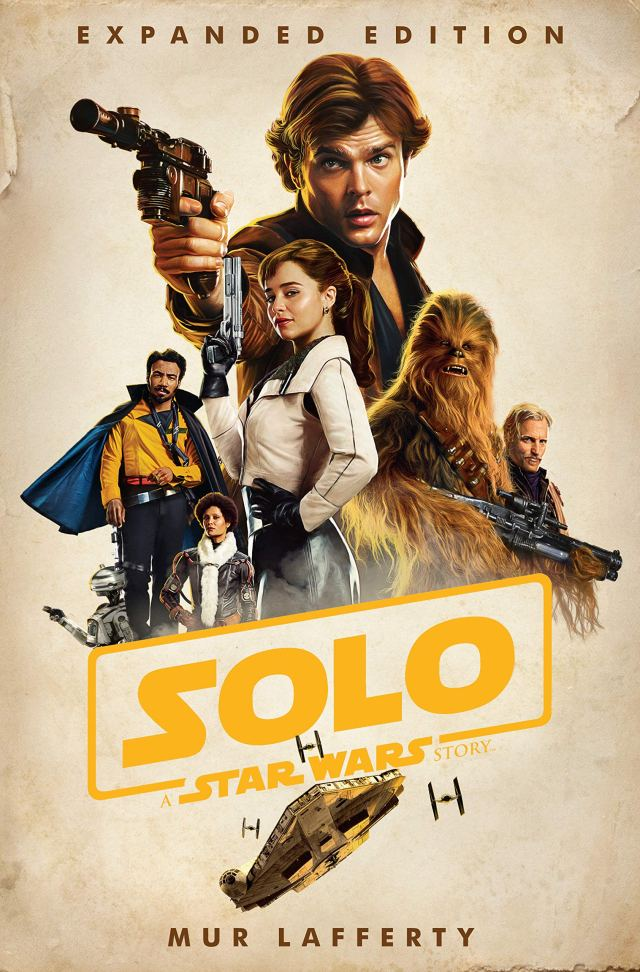 """912WYl 59fL 674x1024 """"Solo: A Star Wars Story: Expanded Edition"""" Audio Book Review by Geeks of Doom"""