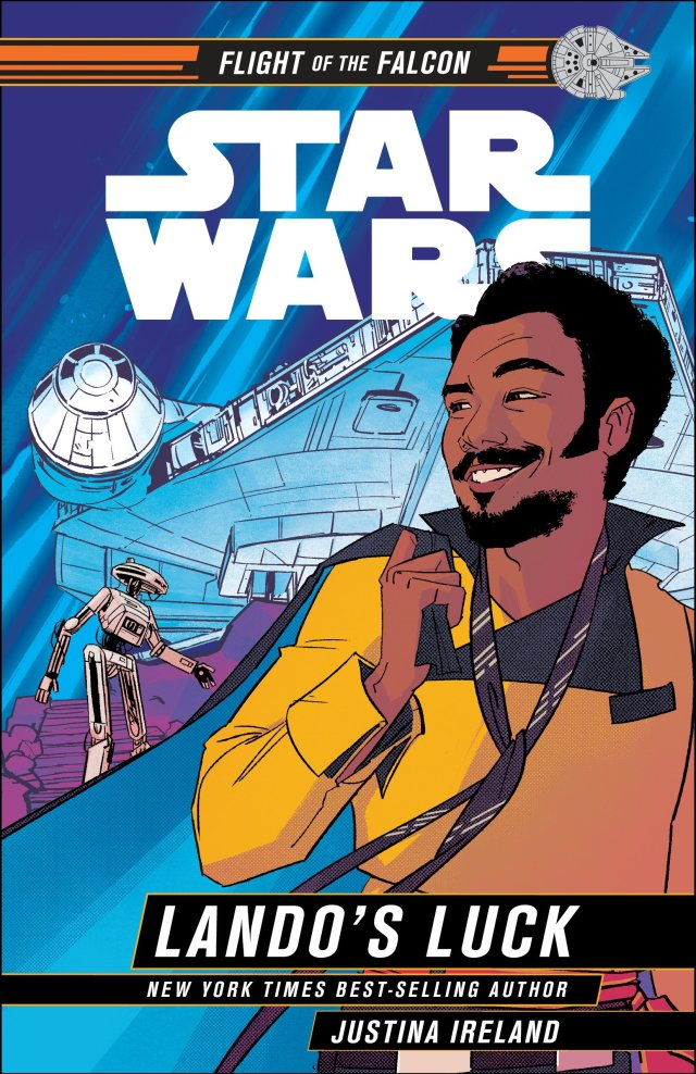 """91k4meXbb3L 663x1024 """"Star Wars: Lando's Luck"""" Review by Geeks of Doom"""