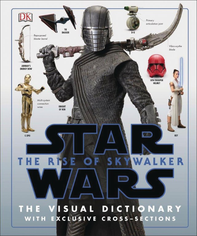 STL138338 853x1024 Out Today: Star Wars: The Rise of Skywalker: The Visual Dictionary