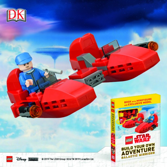New LEGO Star Wars Build Your Own Adventure book — exclusive first look and interview [Feature] | The Brothers Brick
