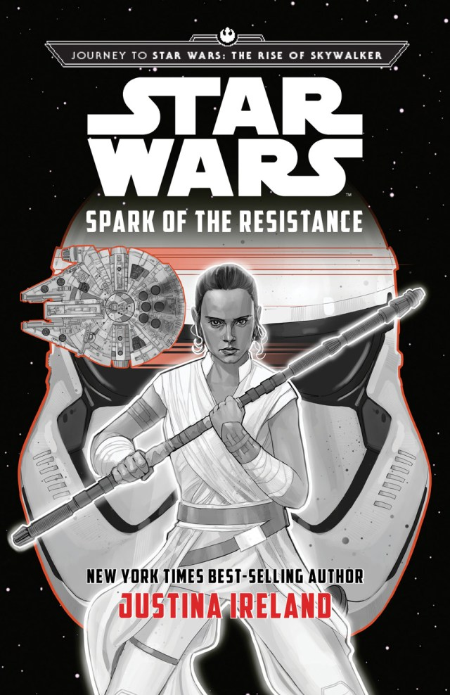 spark of resistance cover 663x1024 Out Today: Star Wars: Spark of the Resistance