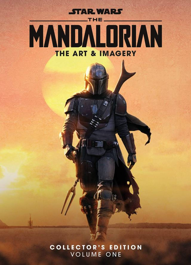 81RRfCo hzL 738x1024 Out Today: Star Wars: The Mandalorian – The Art and the Imagery Collector's Edition Book Volume One