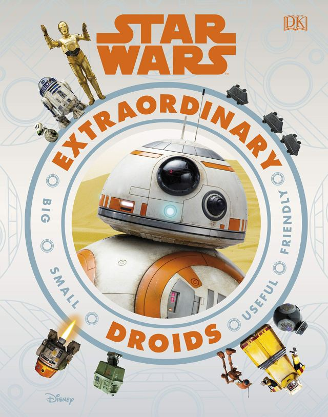 81b2qHLuoCL 805x1024 Out Today: Star Wars Extraordinary Droids