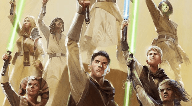 STAR WARS: THE HIGH REPUBLIC rescheduled to January 2021