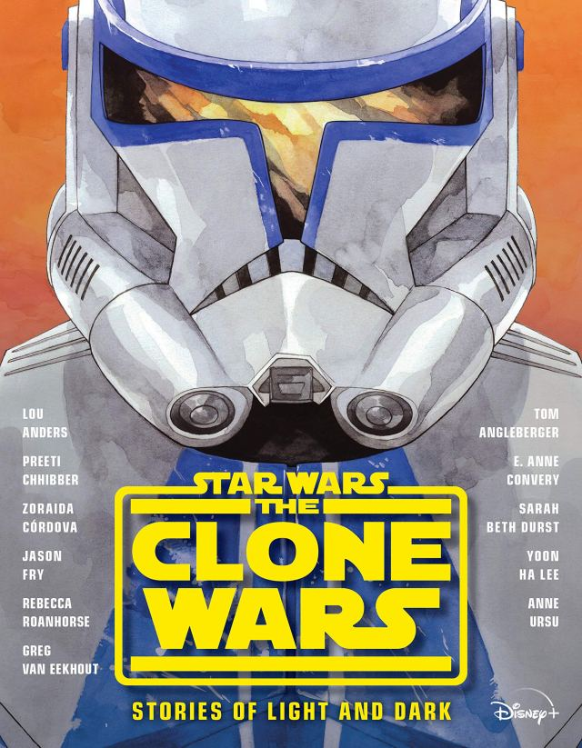 91I7QOOzffL 796x1024 Out Today: Star Wars The Clone Wars: Stories of Light and Dark