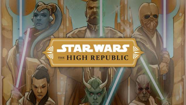 Star Wars: The High Republic author reveals galaxy wide disaster that kicks off the literary era