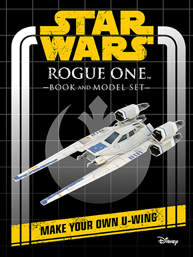 Star Wars: Rogue One Book and Model | Insight Editions