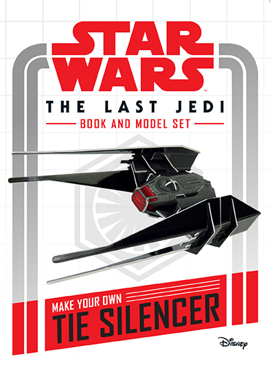 Star Wars: The Last Jedi Book and Model   Insight Editions