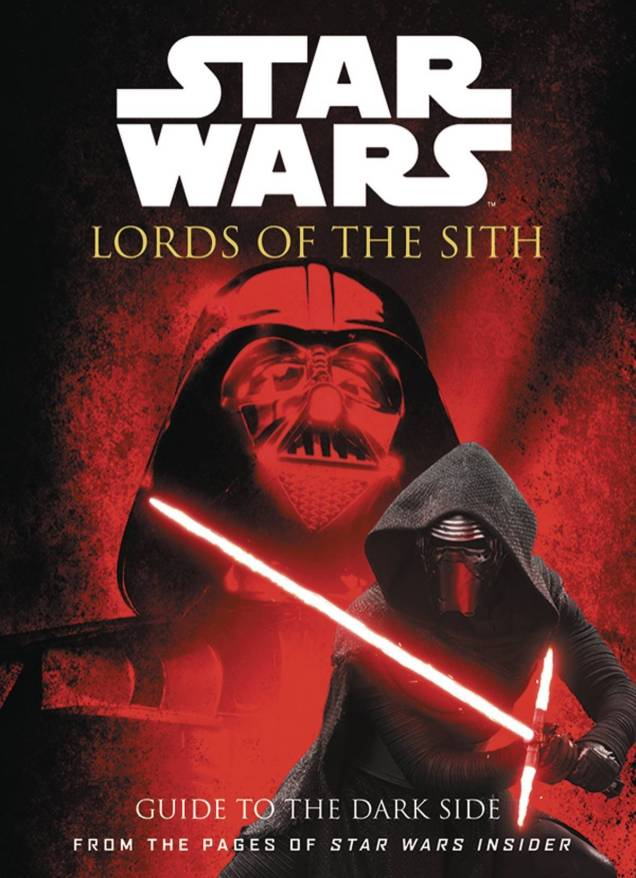 BEST OF STAR WARS INSIDER VOL 05 LORDS OF THE SITH (O/A) (AUG201668)