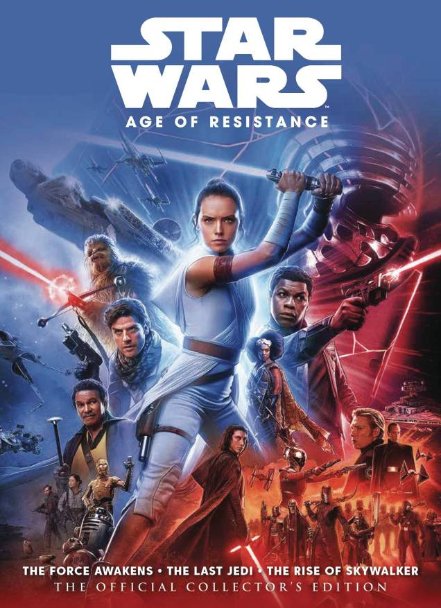 STAR WARS AGE RESISTANCE OFF COLL ED HC (AUG201649)