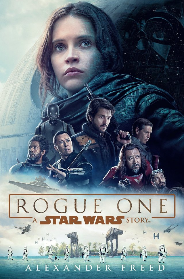 91xm0uWT78L 674x1024 Rogue One: A Star Wars Story Review by Roqoodepot.com
