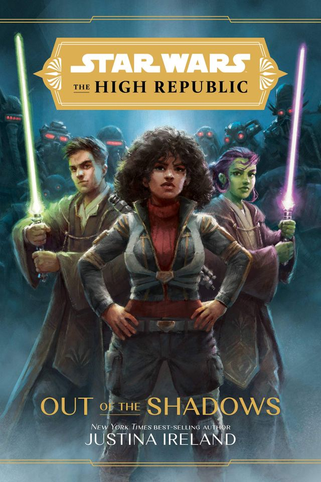 Star Wars The High Republic: Out of the Shadows Review by Starwarsnewsnet.com