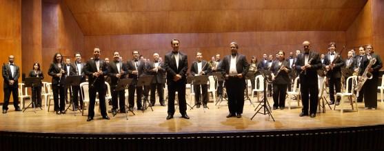 Banda Departamental 2012