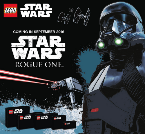 LEGO Rogue One