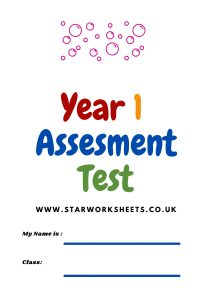 Year 1 Age 5 6 Maths Assessment Workbook. 1 001 scaled