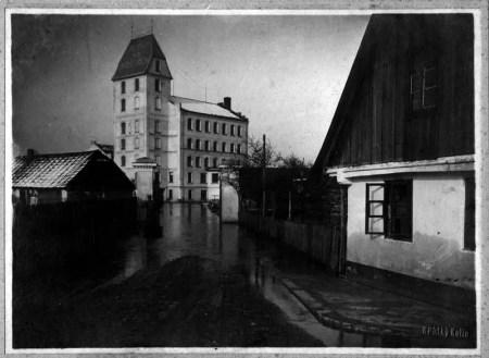 Mlýn 1920