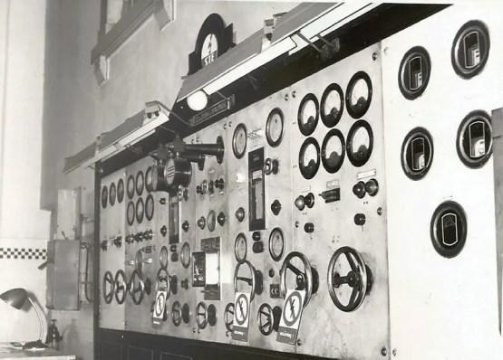 Vybavení vodní elektrárny Baštecký mlýn