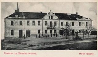 Náměstí - Foto poskytl obecní úřad
