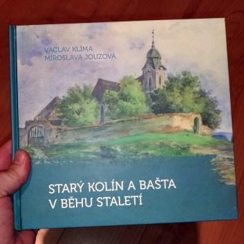 """Představení knihy """"Starý Kolín a Bašta v běhu staletí"""" 4. března 2018"""