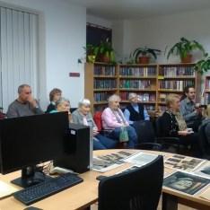 Přednáška o TGM v obecní knihovně