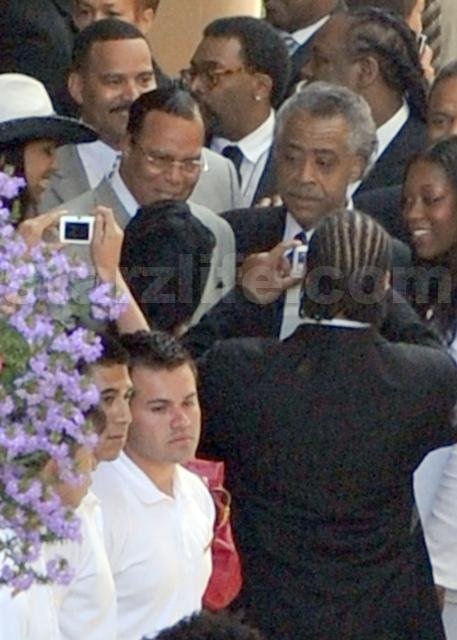 al sharpton: EXCLUSIVE: AL SHARPTON AND LOUIS FARRAKHAN ARE BEING AUDITED AT THE CHURCH OF SCIENTOLOGY