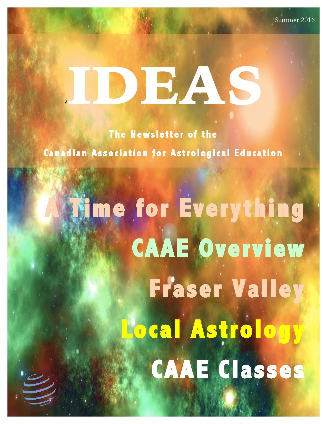 Ideas Summer