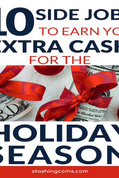 Extra Cash Side Jobs in time for Christmas 2018