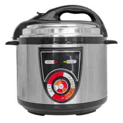 An Instant pot cooks health meals and saves electricity