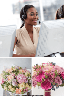Earn Christmas as a flower agent this Christmas