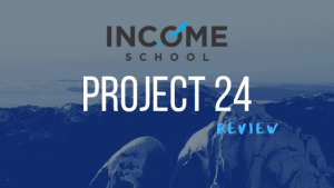 Project 24 review best blogging course