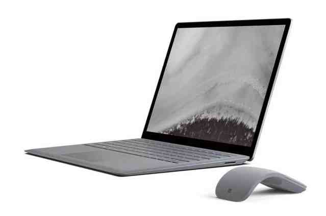 Microsoft Surface Laptop 2 - Best Laptop for Travel Bloggers