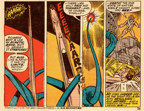 Marvel Two-In-One #1 Panel 5