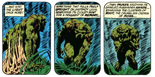 Bernie Wrightson & Len Wein, Swamp Thing #1