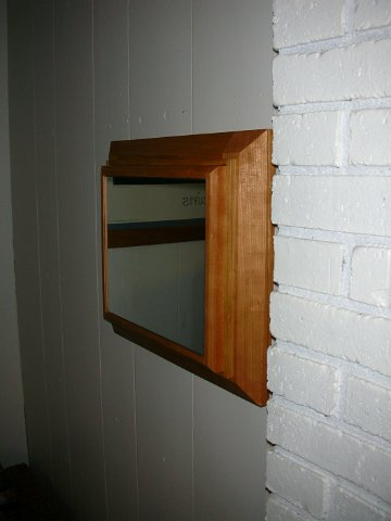 Wall Mirror With Secret Compartment Stashvault