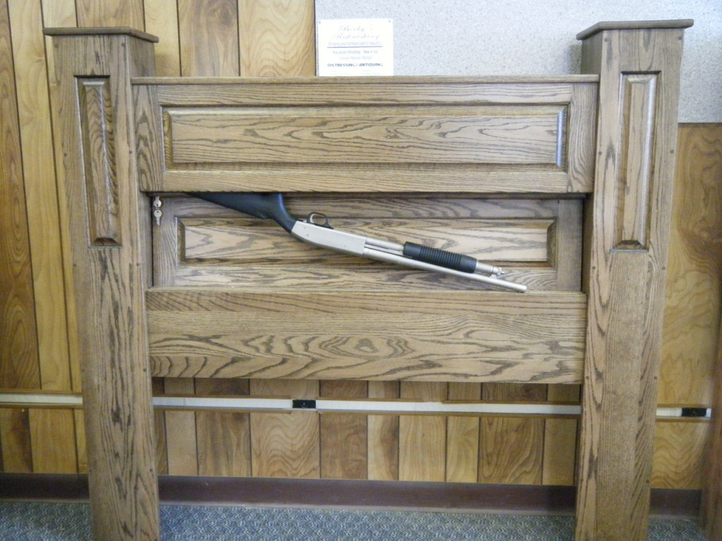 Secret Compartments Hidden Doors Secure Stashes