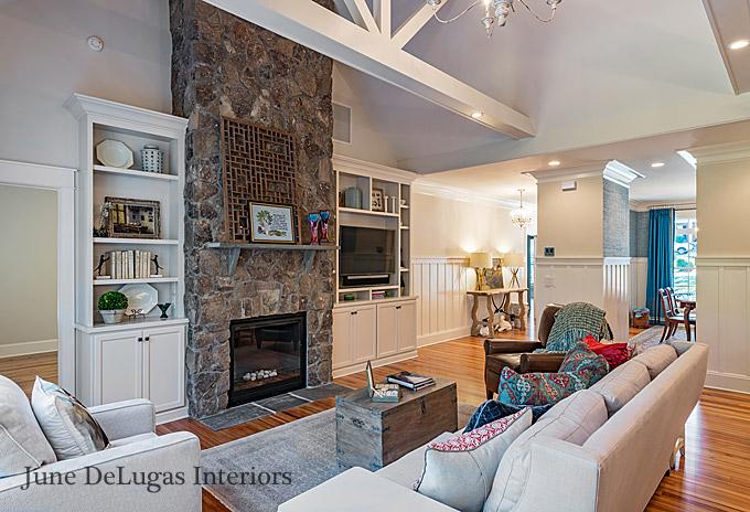 Winston Salem Interior Designers Decorators June DeLugas