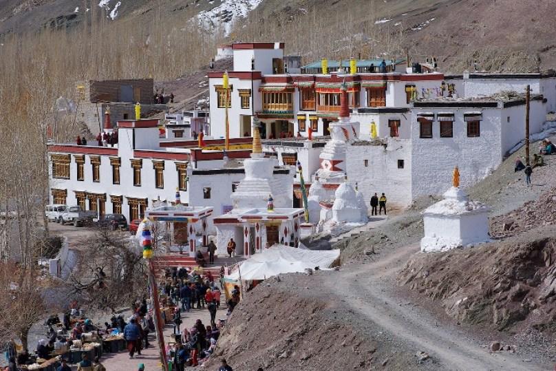 Stok Monastery Ladakh