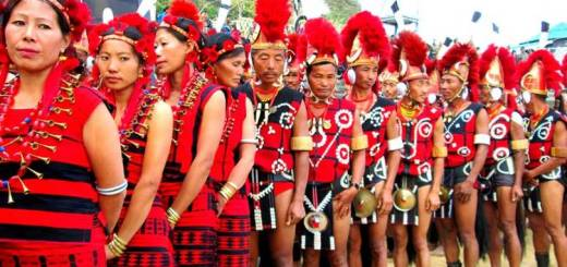Nagaland Orissa Tribal Tour