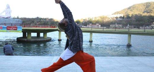 Yoga at Parmarth Niketan Rishikesh