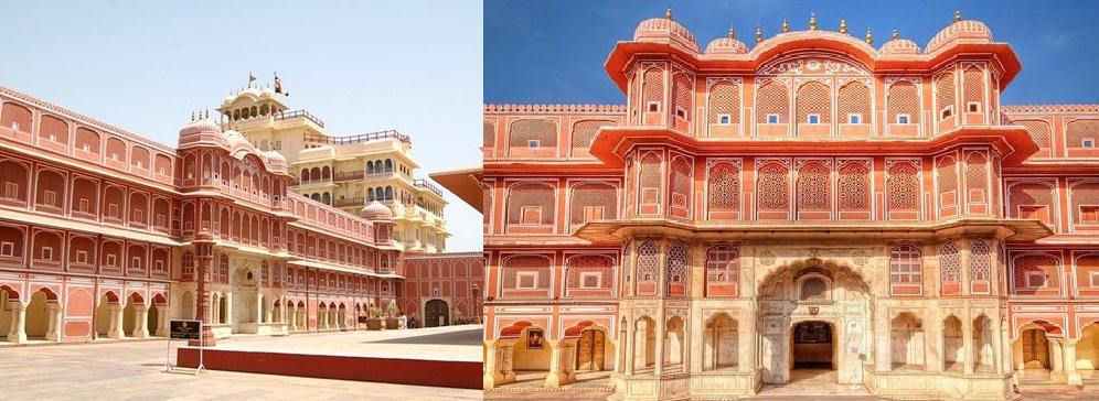 City Palace - Jaipur, Rajasthan