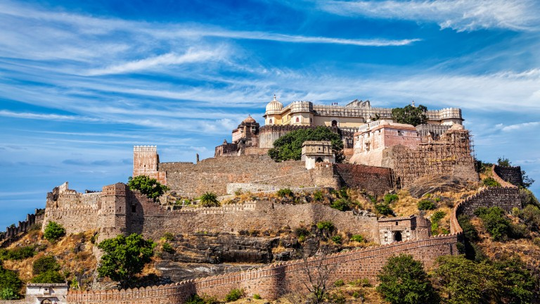 Kumbhalgarh Fort-Rajasthan